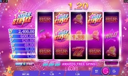 Hyper Strike  Features Microgaming Casinos Slot Game